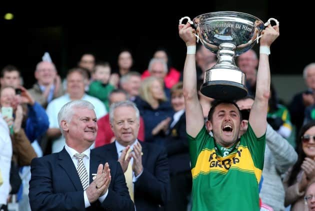 Kerry Hurlers have new Captain and Coach for 2015