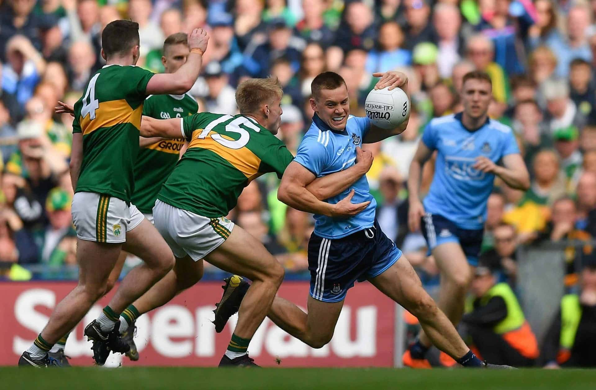 All Ireland Final vs Dublin finishes level