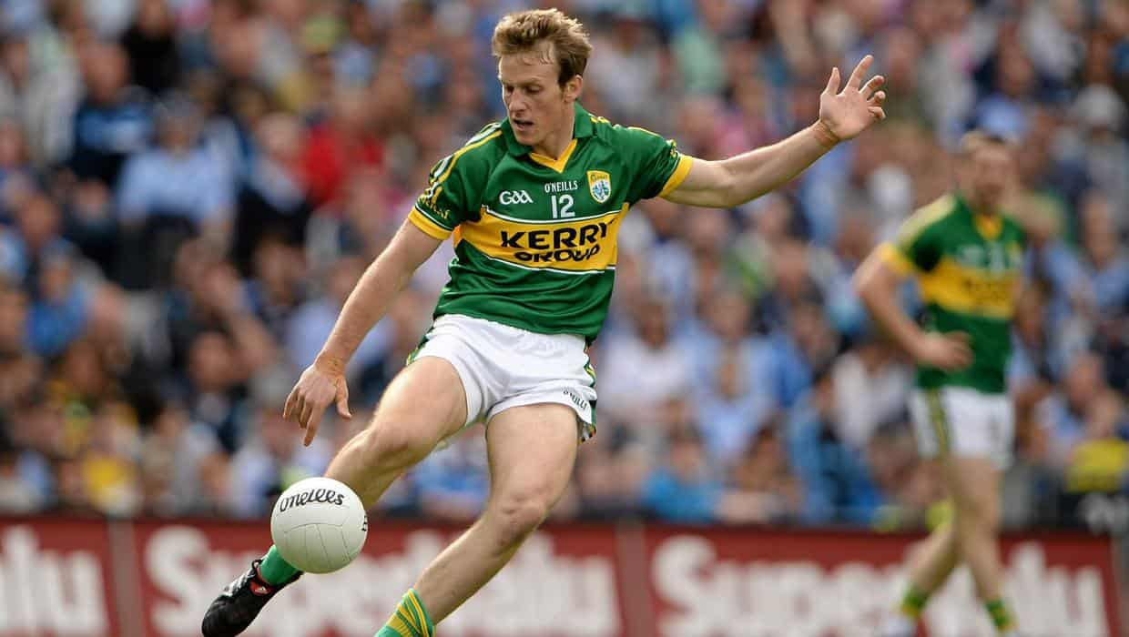 Donnchadh Walsh Announces His Retirement from Kerry Football