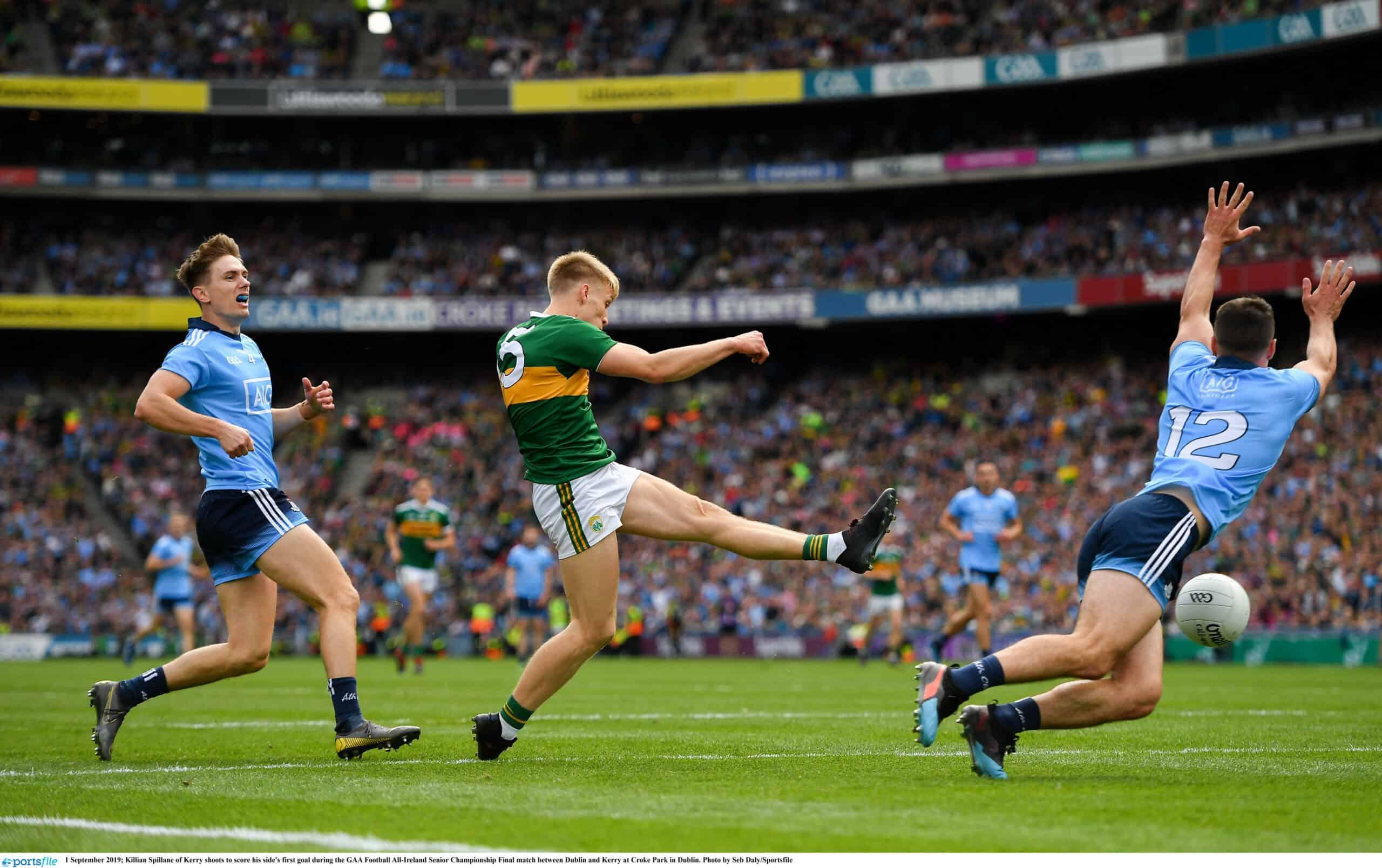 Kerry & Dublin have to go again!!