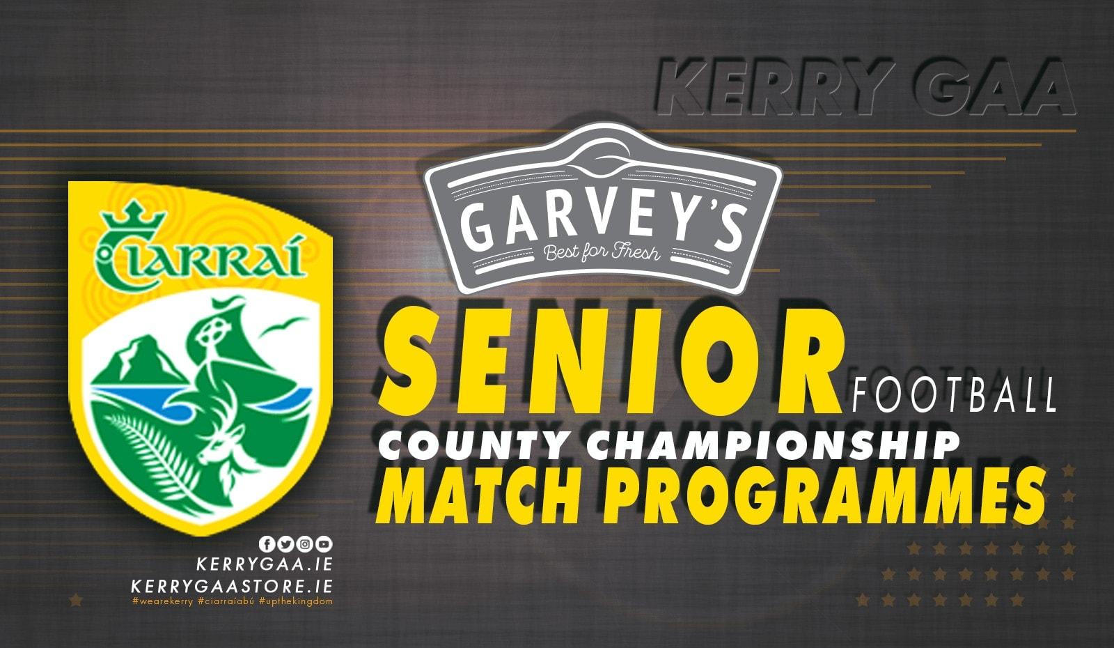 Garvey's Senior Football Championship