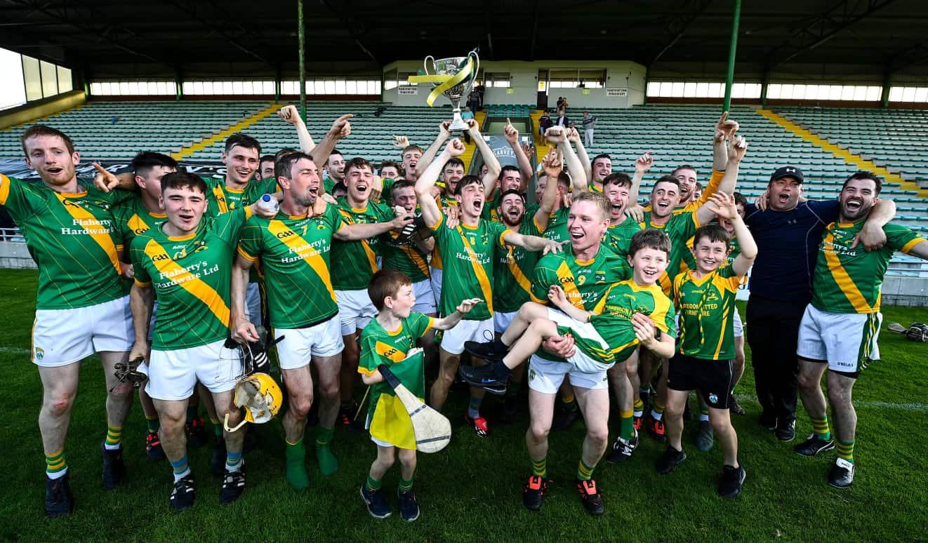 Kilmoyley win prestigious Neilus Flynn Cup