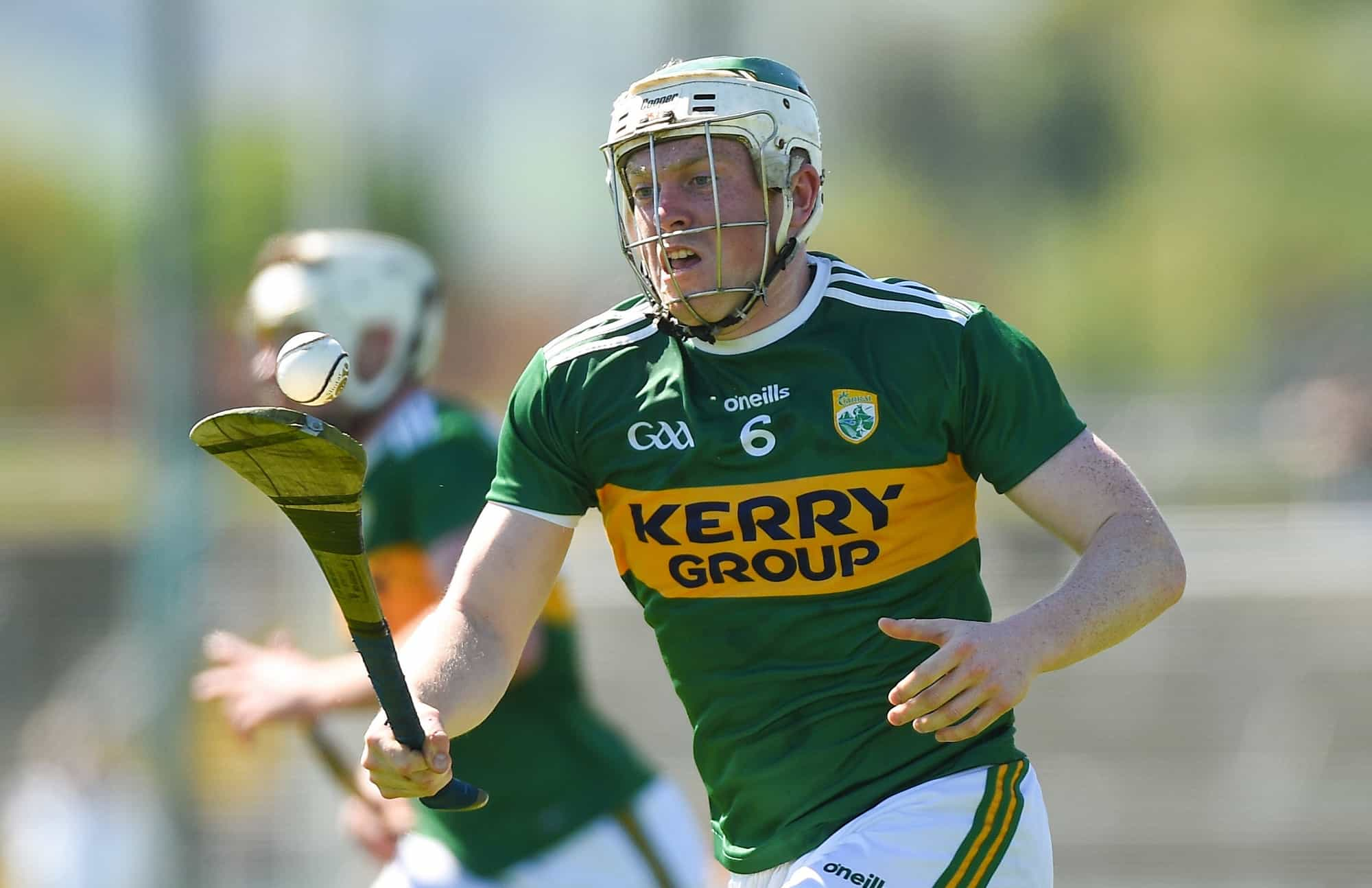 Daniel Collins to be the new Kerry Hurling Captain