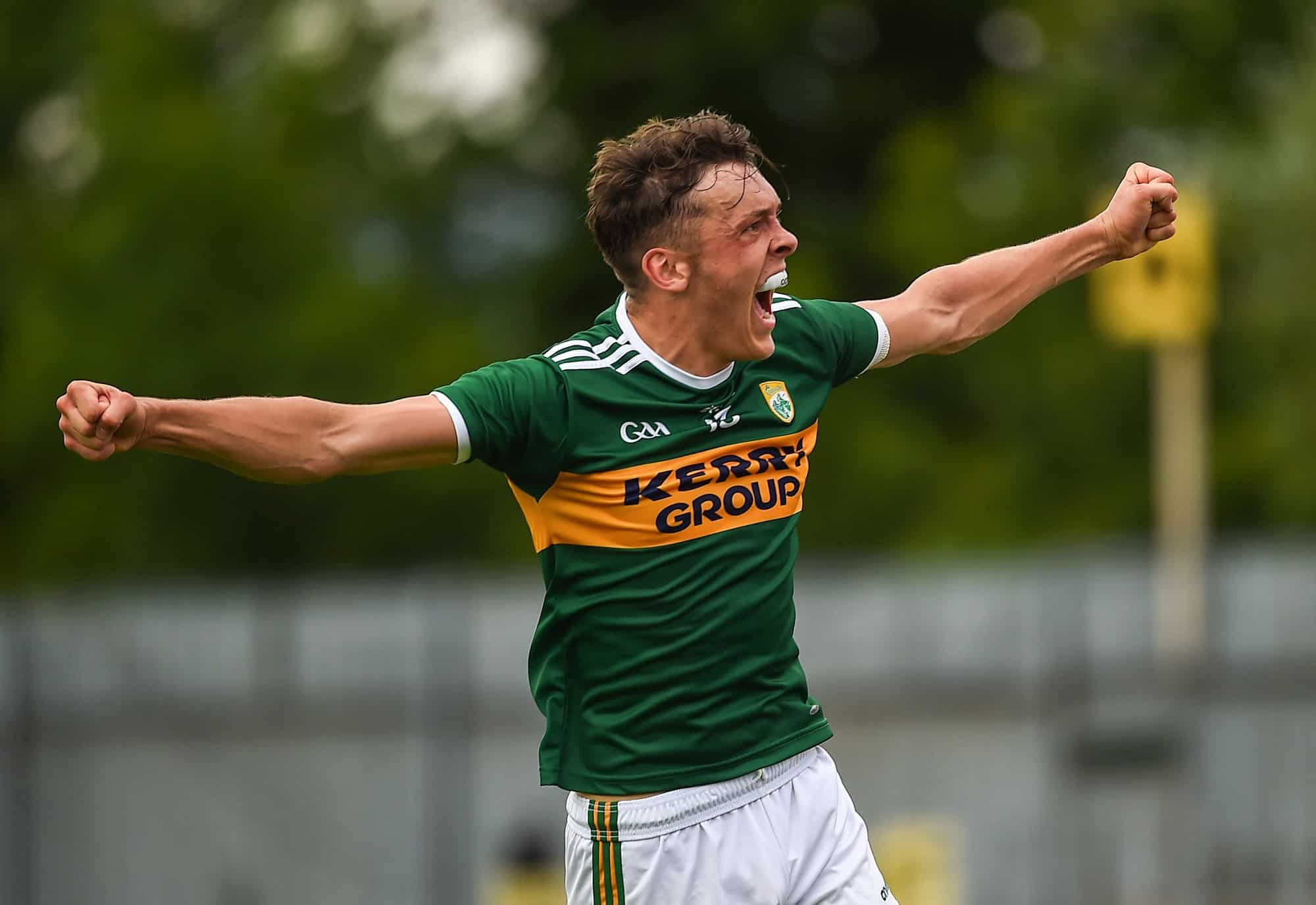 David Clifford is new Kerry Minor Captain