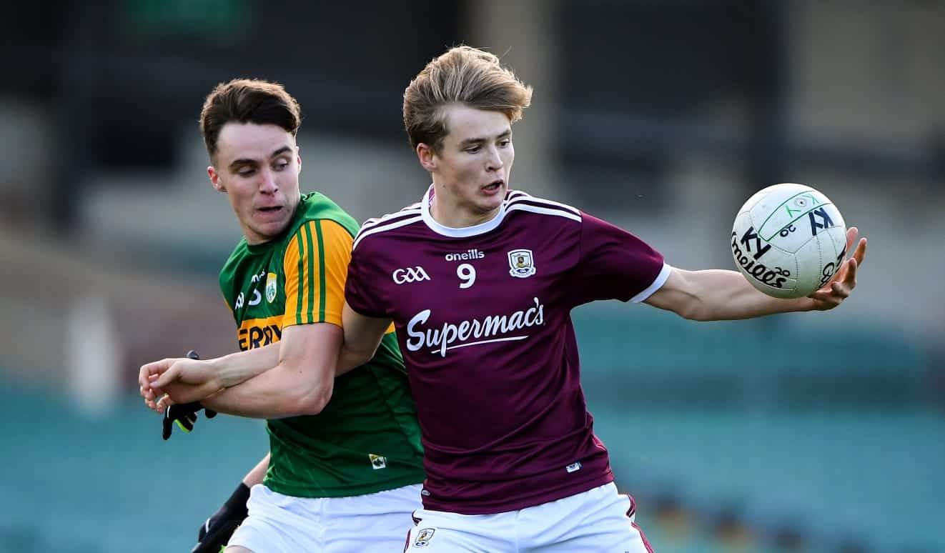 Kerry U-20's defeated by Galway