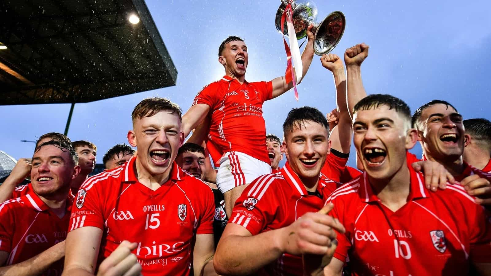 East Kerry are County Champions