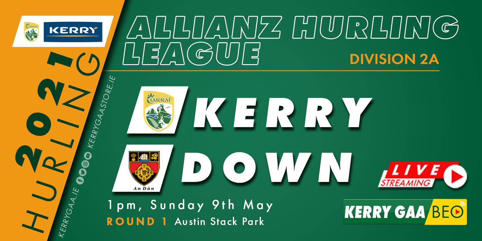 Match Programme: Kerry vs Down