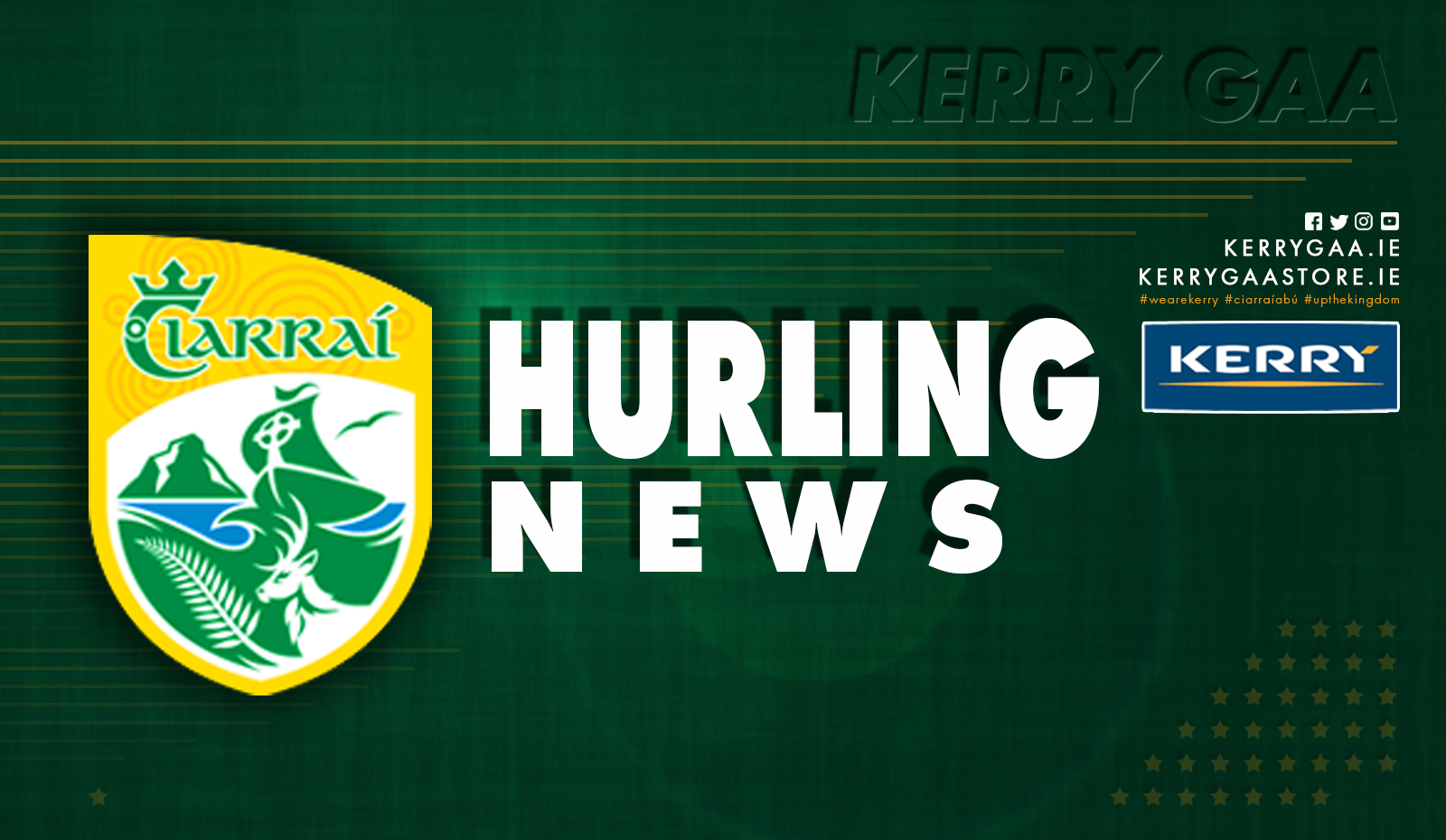 Credit Union County Senior Hurling League – Fixtures