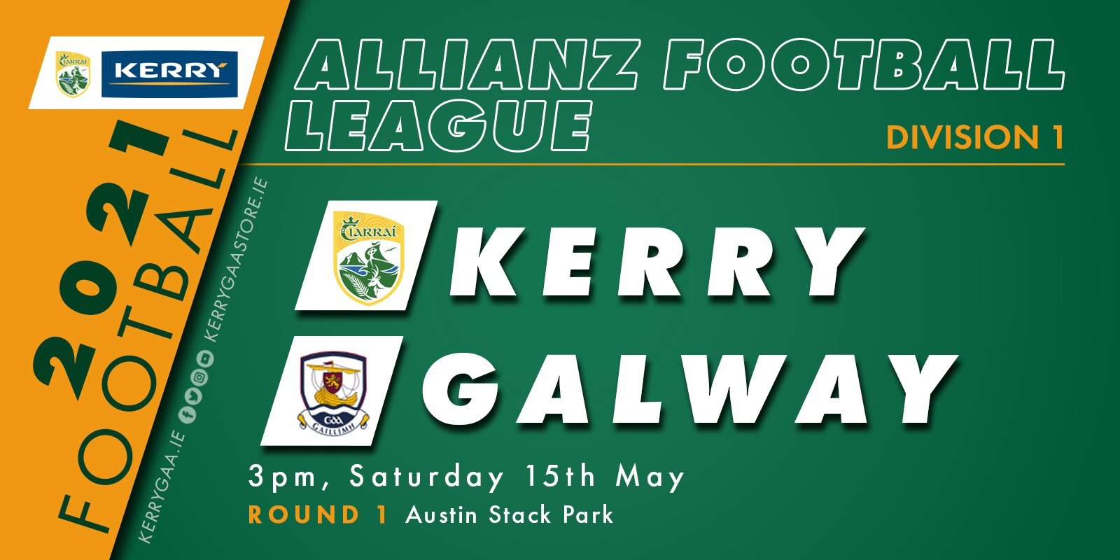 Match Programme: Kerry vs Galway