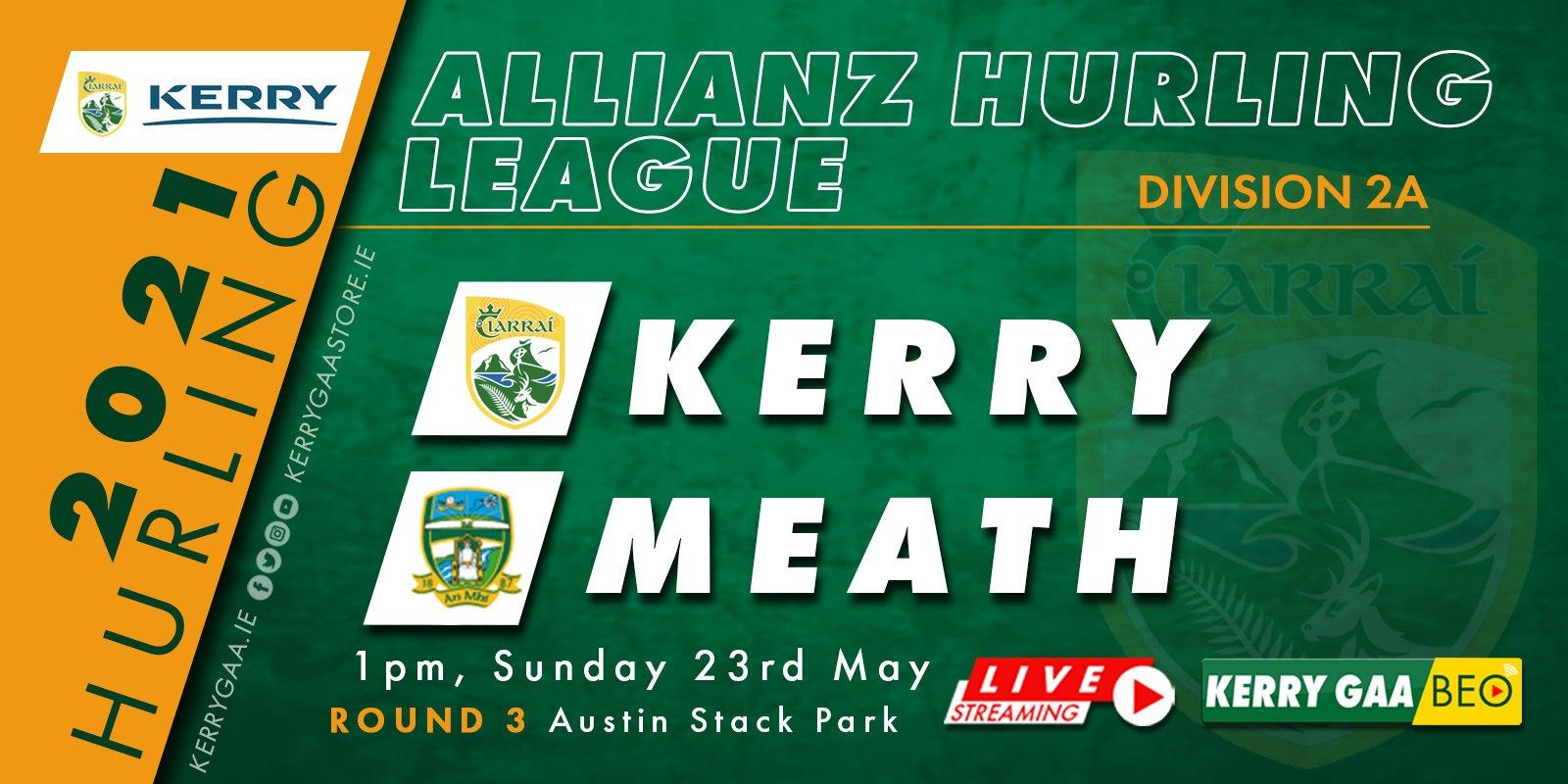 Match Programme: Kerry vs Meath