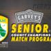 Kerry GAA - 16 garveys hurling match programmes 1