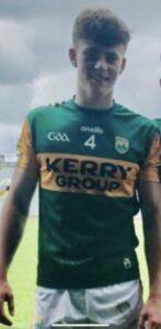 Kerry GAA - Dara Kilcummin