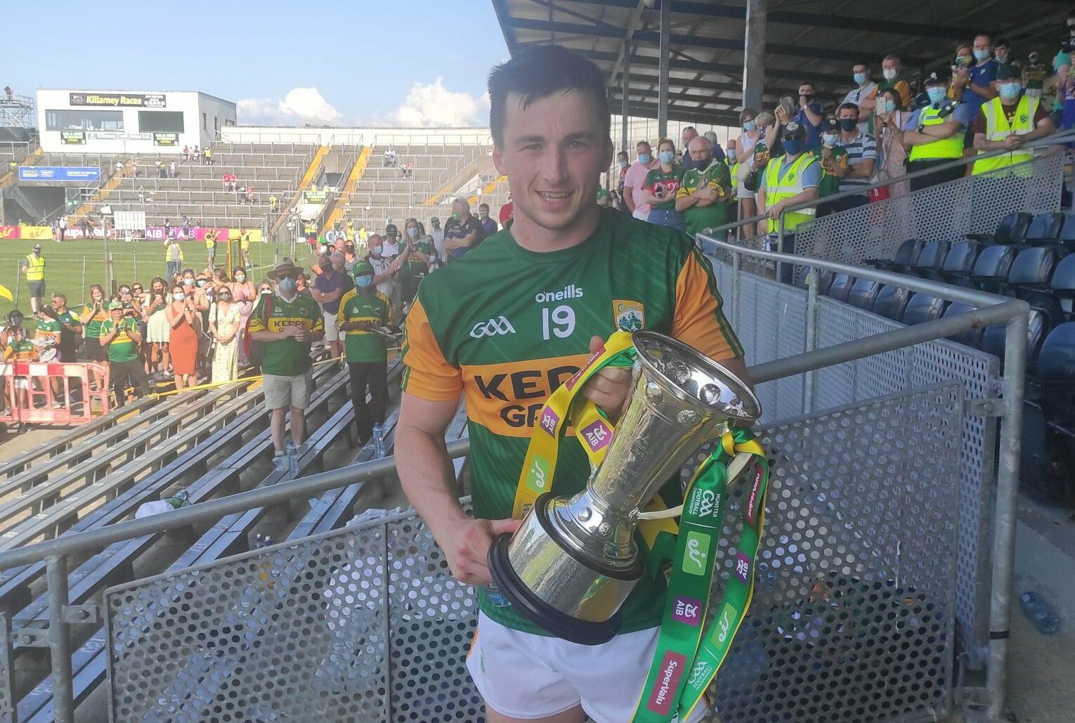 Kerry are the 2021 Munster Champions!