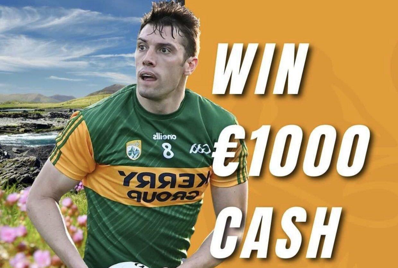 Do you want to win €1000? – Bonus Draw
