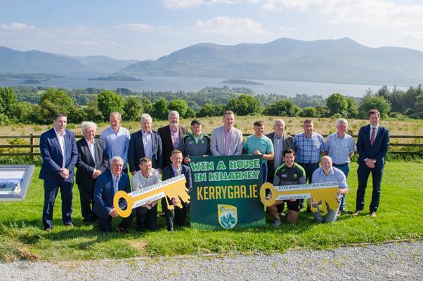 Win a House in Killarney with Kerry GAA
